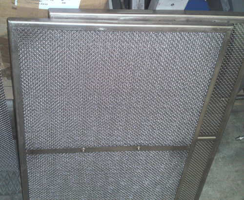 wire mesh application 2